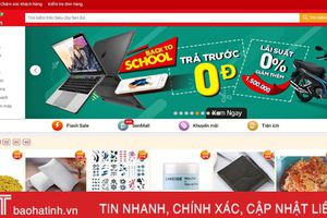 Trang thương mại điện tử của Việt Nam 'hút' 51 triệu USD vốn ngoại