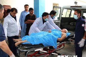 IS nhận tiến hành vụ đánh bom liều chết vào tín đồ Hồi giáo Shiite