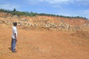 Đại Lộc (Quảng Nam): Hồ chứa nước Trà Cân vẫn đảm bảo an toàn