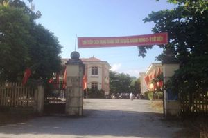 Ninh Bình: Thi hành kỷ luật 116 cán bộ, đảng viên và 3 tổ chức đảng