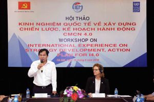 Chia sẻ kinh nghiệm quốc tế về xây dựng chiến lược, kế hoạch hành động cách mạng công nghiệp 4.0