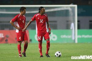 Olympic Nepal toàn thua ASIAD, vẫn mơ cầm hòa Olympic Việt Nam