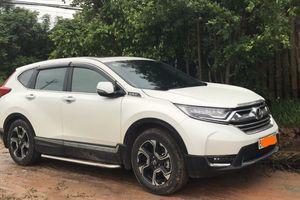 Vụ CR-V bị gỉ sét: Honda nói 'an toàn, không cần khắc phục'