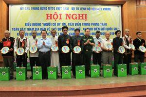 Biểu dương người có uy tín tiêu biểu tại 10 tỉnh biên giới Việt Nam - Campuchia