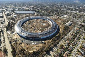 Apple khai giá trị bất động sản tại trụ sở chỉ... 200 USD