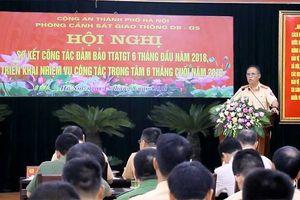 Hà Nội: Sáp nhập CSGT Đường bộ - Đường sắt với CSGT Đường thủy