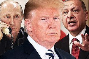 Chuyên gia: Khủng hoảng quan hệ với Mỹ đẩy Thổ Nhĩ Kỳ 'ngã vào lòng' Nga
