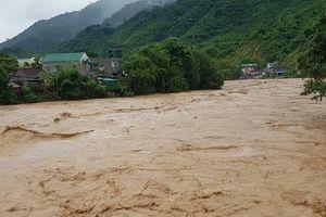 Nghệ An: Kinh hoàng 5 người chết vì mưa lũ sau bão số 4