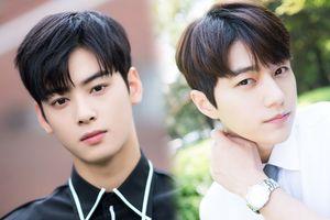 Nhan sắc gây 'sốt' màn ảnh của L (INFINITE) và Cha Eun Woo (ASTRO) giữa năm 2018