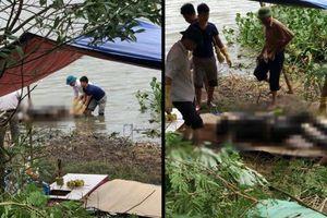 Phát hiện thi thể nam thanh niên dưới sông sau 5 ngày mất tích