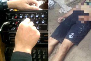 Đang hát Karaoke thì bị điện giật gây tử vong