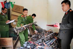 Truy nguồn gốc khẩu súng hung thủ dùng gây án vụ xả súng ở Điện Biên