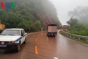 Bão số 4 gây mưa lớn, Sơn La có 2 người chết và mất tích