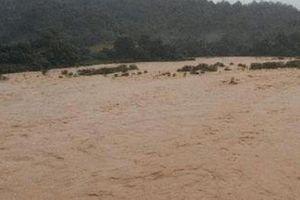 Lũ trên sông Kỳ Cùng và các sông ở Thanh Hóa, Nghệ An đang lên