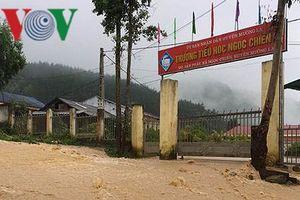 Sơn La mưa tầm tã, 3 người chết và mất tích, nhiều nơi bị cô lập