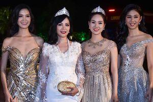 Dàn Hoa hậu, Á hậu Việt Nam khoe nhan sắc rực rỡ trong đêm tiệc