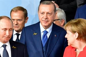 Thủ tướng Đức gặp Putin: Mặc cả Nord-Stream 2