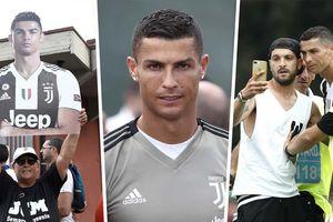 Khai mạc Serie A: Cú hích mang tên Ronaldo