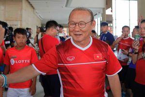 Cú sốc Malaysia hạ Hàn Quốc, HLV Park Hang-seo sẽ tính sao cho Olympic Việt Nam?