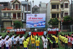 Hải quan Lạng Sơn: Khai mạc hội thao kỷ niệm 65 năm ngày thành lập