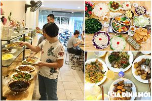 Địa chỉ quán chay ngon ở Hà Nội nhất định phải ghé mùa Vu lan