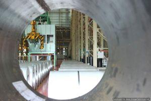 Thấy gì bên trong những nhà máy sản xuất tôn thép?