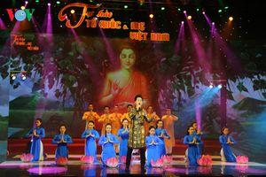 Xúc động bản hòa âm nghệ thuật 'Tự hào Tổ quốc và Mẹ Việt Nam'