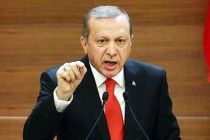 Thổ Nhĩ Kỳ 'tự tin' trong cuộc đối đầu căng thẳng với Mỹ