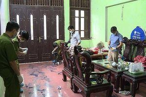 Vụ sát hại 2 vợ chồng ở Hưng Yên: Hung thủ bịt mặt vẫn đang lẩn trốn
