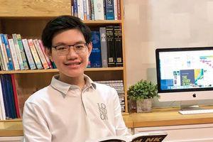 Cậu học trò lớp 10 Quảng Ngãi nhận được 2 học bổng danh giá của Mỹ