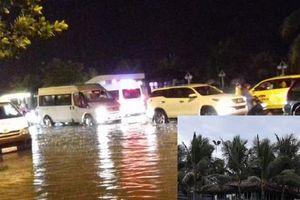 Đà Nẵng: Đắp đập ở cửa xả, một cơn mưa hàng loạt tuyến phố 'thất thủ'?