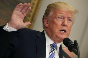 Tổng thống Trump tuyên bố ngừng viện trợ cho quỹ phát triển Syria