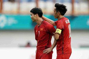 Công Phượng hay nhất U23 Việt Nam, 'chung mâm' với Son Heung-min
