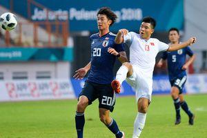 Nhật Bản sớm dự tính một thất bại trước Olympic Việt Nam?