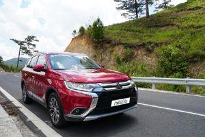 Mitsubishi Outlander lập kỷ lục doanh số bán ra tại Việt Nam