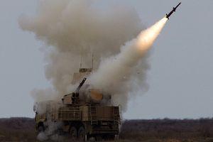 Nga thử nghiệm hệ thống pháo phòng không có sức mạnh vô song