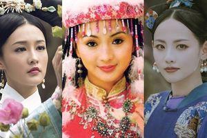 Đọ sắc 3 nàng Hàm Hương tuyệt đẹp của màn ảnh Hoa ngữ