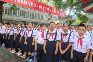 Năm học 2018-2019: Hơn 1 triệu học sinh Thành phố Hồ Chí Minh tựu trường