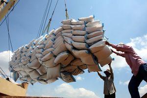 Xuất khẩu gạo của Việt Nam khởi sắc trở lại