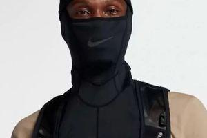 Nike ăn trọn 'gạch đá' với mẫu khăn trùm đầu bạo lực