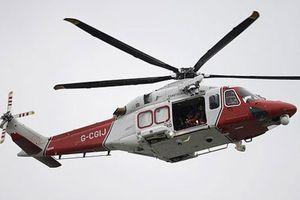 Hi hữu sinh con trên trực thăng khi đang ở độ cao 400m