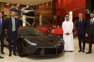 Bộ sưu tập siêu xe của Hoàng tử Abu Dhabi