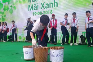 Chung tay bảo vệ môi trường, vì một Phú Quốc mãi xanh
