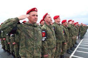 Thêm 200 binh lính Nga về nước sau khi hoàn thành nhiệm vụ đặc biệt ở Syria