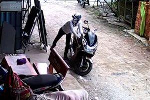 Thái Nguyên: Triệt phá ổ nhóm chuyên trộm cắp xe máy