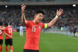 Tuyển Olympic Hàn Quốc quyết tâm gỡ gạc lại danh dự