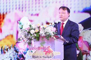 Lễ khai mạc 'Tuần hàng và Du lịch Việt Nam tại Thái Lan 2018'