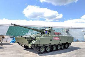 Phát thèm pháo phòng không 2S38 của Nga tại Army 2018