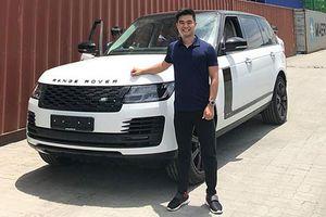 Đại gia Đà Nẵng sở hữu Range Rover LWB P400E giá 9,3 tỷ