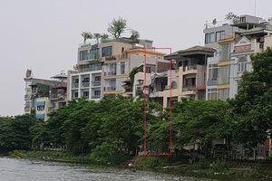 Hà Nội: Tràn lan công trình xây dựng không phép ở làng Yên Phụ
